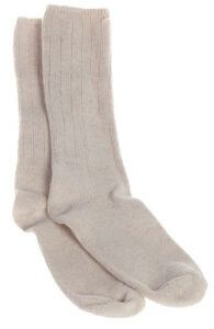 Natural Hemp Crew Socks