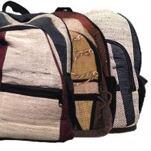 Hemp.Backpacks
