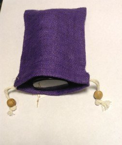 Hemp Pouch Purple
