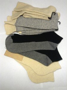 hemp socks super sampler