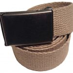Flip Buckle 1 Web Belt