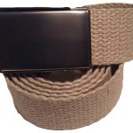 Flip Buckle 2 Web Belt