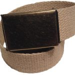 Flip Buckle 4 Web Belt
