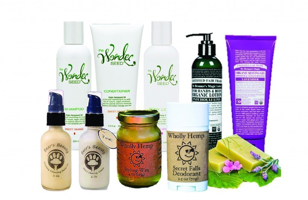 Shop Hemp Beauty Products