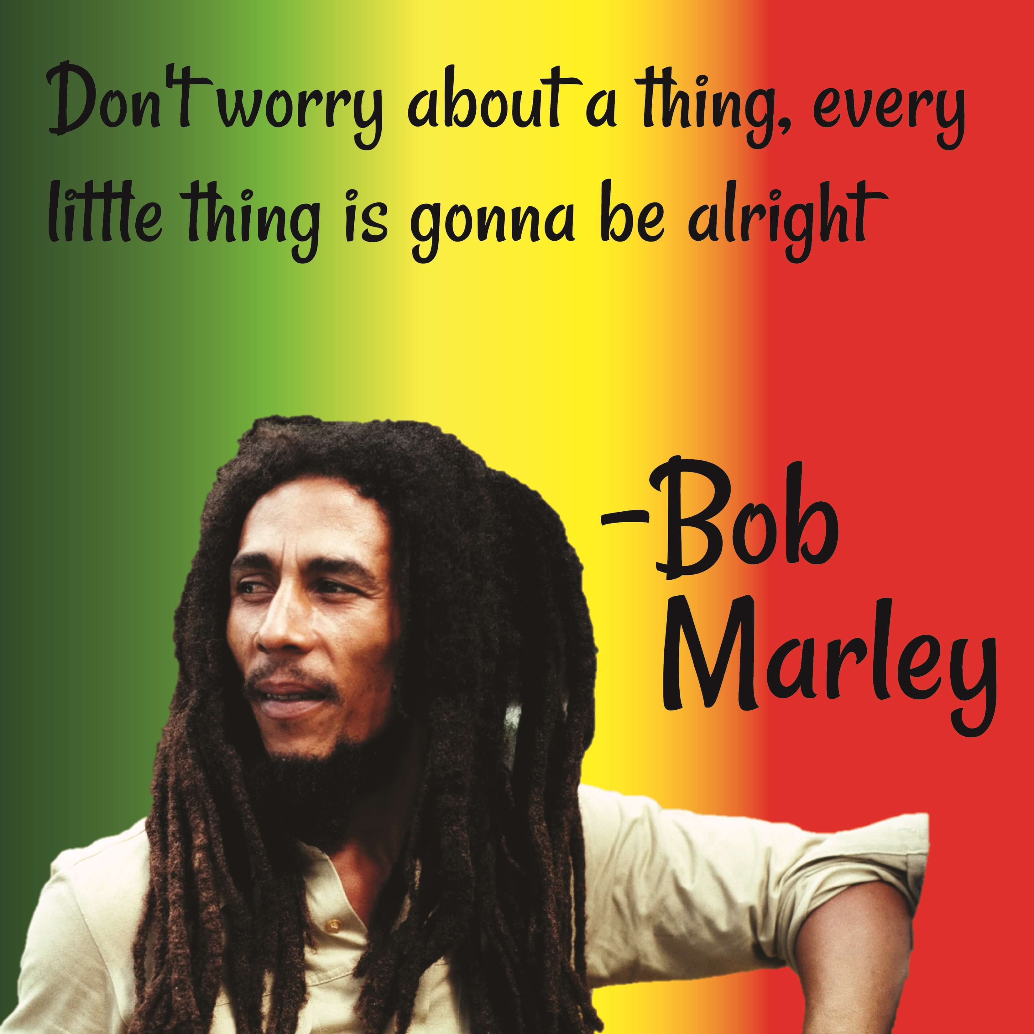 Quotes: Bob Marley Quotes