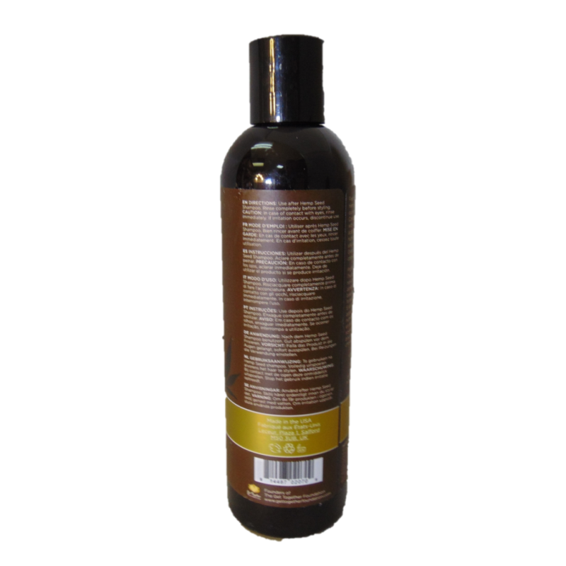 Hemp Conditioner Back