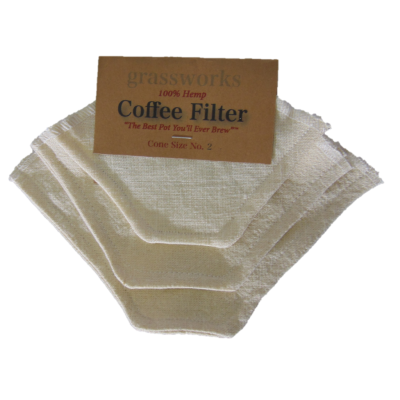 Hemp Coffee Filter Size Comparison