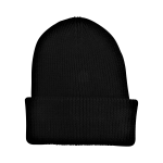 Hemp-Winter-Hat-Black