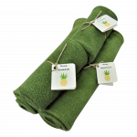Hemp-Bath-Towels-Set-Green
